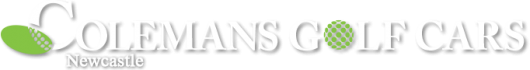 colemans golf cars logo